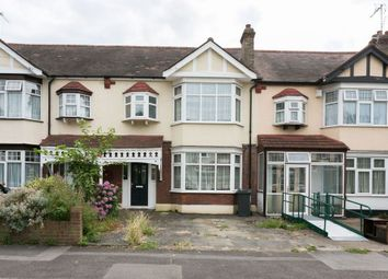 Thumbnail 3 bed terraced house for sale in Nelson Road, London