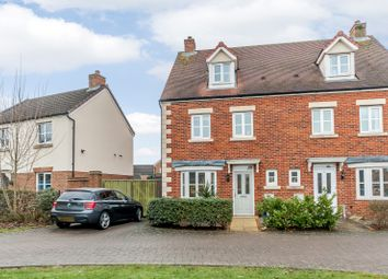 Thumbnail 4 bed semi-detached house for sale in Lyneham Drive, Gloucester
