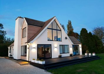 Thumbnail 4 bed detached house for sale in Carr Road, Ulceby, North Lincolnshire