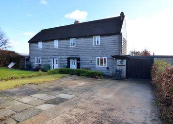 Thumbnail 3 bed semi-detached house for sale in , Sleetbeck Road, Roadhead, Carlisle