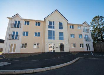 Thumbnail 2 bed flat for sale in Clos Llety Gwyn, Llanbadarn Fawr, Aberystwyth, Ceredigion