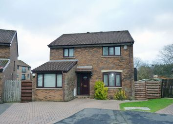 Thumbnail 4 bed detached house for sale in Sutherland Way, Brancumhall, East Kilbride