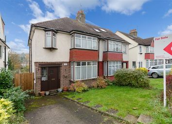 Thumbnail 3 bed semi-detached house for sale in St. Andrews Road, Coulsdon, Surrey