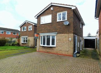 Thumbnail 3 bed detached house for sale in Spreadoaks Drive, Wildwood, Stafford