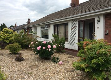 Thumbnail 3 bed semi-detached bungalow for sale in Auchenkeld Avenue, Dumfries