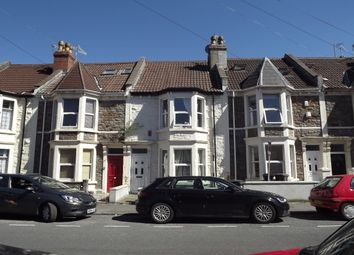 Thumbnail 6 bed property to rent in Raleigh Road, Southville, Bristol