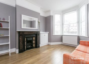 Thumbnail 4 bed terraced house to rent in St Ann's Road, Harringay