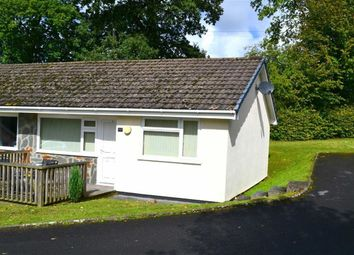 Thumbnail 2 bed semi-detached bungalow for sale in Tyglyn Vale, Ciliau Aeron, Ceredigion