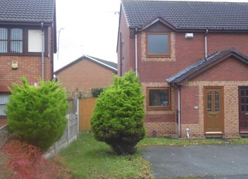 Thumbnail 2 bed semi-detached house to rent in Fern Close, Rhyl
