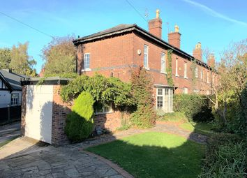 Thumbnail 2 bed end terrace house to rent in Moss Lane, Alderley Edge