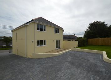 Thumbnail 4 bed detached house for sale in Loggans Road, Loggans, Hayle, Cornwall