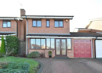 Thumbnail 3 bed detached house for sale in Rea Valley Drive, Northfield, Birmingham
