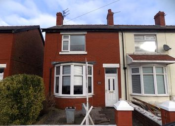 Thumbnail 2 bedroom end terrace house for sale in Marsden Road, Blackpool