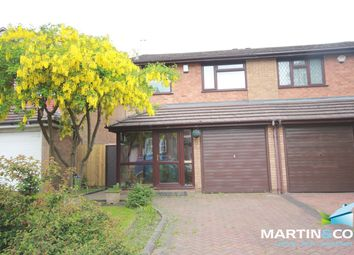 Thumbnail 3 bed semi-detached house to rent in Stanmore Road, Edgbaston