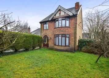 Thumbnail 3 bed detached house for sale in Willowbridge Lane, Sutton-In-Ashsfield, Nottinghamshire