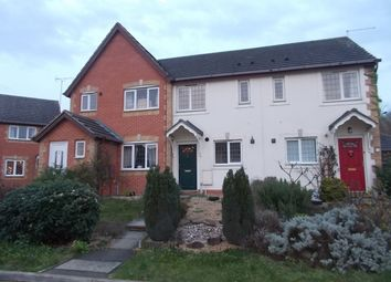 Thumbnail 2 bed terraced house to rent in Lornas Field, Hampton Hargate, Peterborough