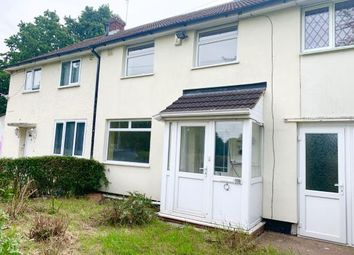 2 bed terraced house for sale in Hernefield Road, Shard End, Birmingham, West Midlands B34