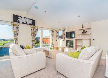 Thumbnail 2 bed bungalow for sale in Wolds Retreat Brigg Road, Caistor, Market Rasen