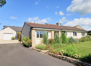 Thumbnail 3 bed detached bungalow for sale in The Hill, Little Somerford, Chippenham