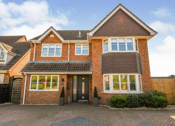 4 bed detached house for sale in Daubeney Avenue, Saxilby, Lincoln LN1