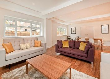 Thumbnail 4 bed flat to rent in Belsize Road, London