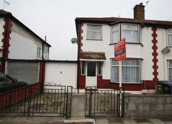 Thumbnail 4 bed property to rent in West Way, London