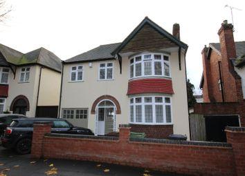 Thumbnail 3 bed detached house to rent in Bath Avenue, West Park, Wolverhampton