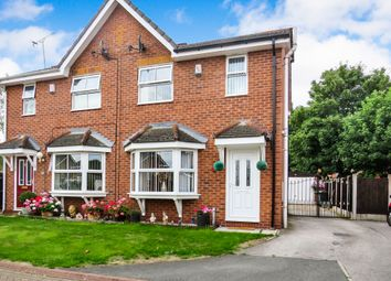 Thumbnail 3 bedroom semi-detached house for sale in Coningsby Drive, Winsford
