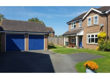 Thumbnail 4 bed detached house for sale in Stone Pits Meadow, Stratford-Upon-Avon
