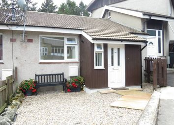 Thumbnail 1 bed terraced bungalow for sale in 4 Havelock Bank, Hawick