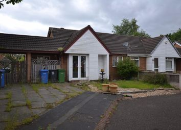 Thumbnail 1 bed semi-detached bungalow for sale in Tasman Close, Old Hall, Warrington