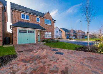 Thumbnail 4 bed detached house for sale in Gardeners View, Hardingstone, Northampton