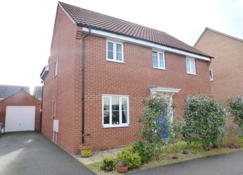 Thumbnail 5 bed detached house for sale in Blyths Wood Avenue, Costessey, Norwich