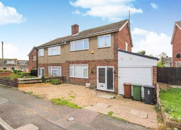 Thumbnail 3 bed semi-detached house for sale in Pope Road, Wellingborough, Northamptonshire