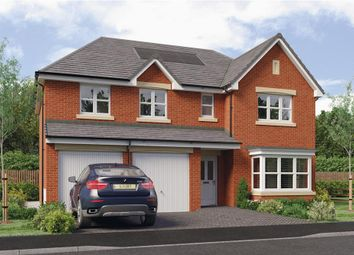 "Thumbnail 5 bedroom detached house for sale in ""Kinnaird"" at Brora Crescent, Hamilton"