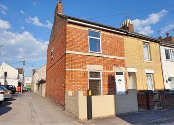 Thumbnail 2 bed end terrace house for sale in Handel Street, Swindon