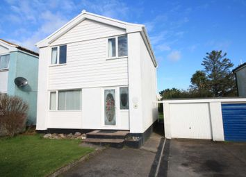 Thumbnail 3 bed detached house for sale in Carey Park, Killigarth, Looe