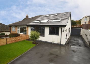 Thumbnail 2 bed bungalow to rent in Layton Park Croft, Rawdon, Leeds, West Yorkshire