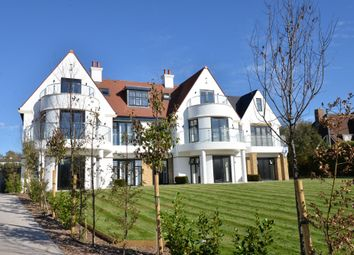 Thumbnail 2 bed flat for sale in Barton Common Road, New Milton