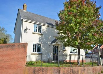 Thumbnail 3 bed semi-detached house for sale in Waylands Road, Tiverton