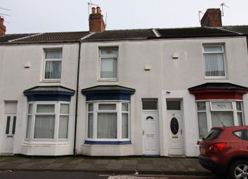 2 bed terraced house for sale in Wicklow Street, Middlesbrough TS1