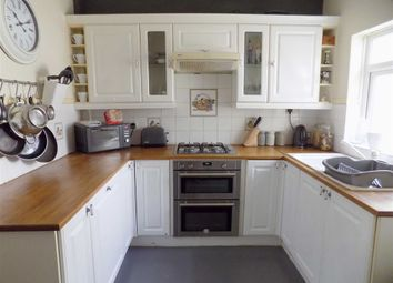 Thumbnail 3 bed terraced house for sale in Regent Street, Leek, Staffordshire
