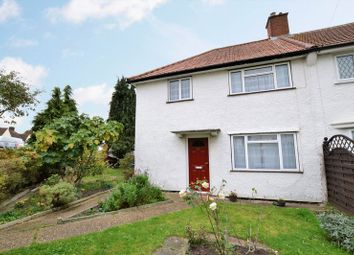 Thumbnail 3 bed semi-detached house for sale in Coldharbour Road, Waddon, Croydon