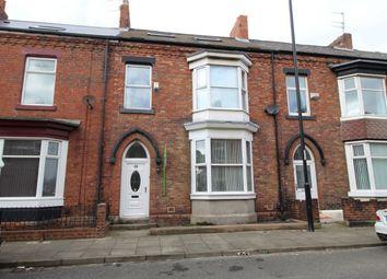 Thumbnail 5 bedroom terraced house for sale in Roker Avenue, Roker, Sunderland