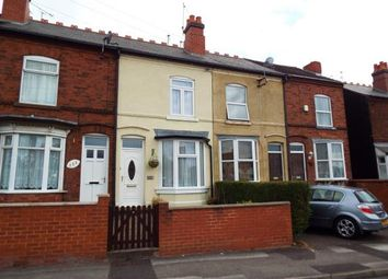 Thumbnail 2 bed terraced house for sale in Lord Street, Walsall, West Midlands