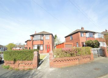 Thumbnail 3 bedroom detached house for sale in Bridport Avenue, Moston, Manchester