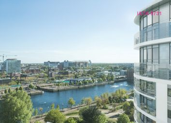 Thumbnail 3 bed flat for sale in Furness Quay, Salford