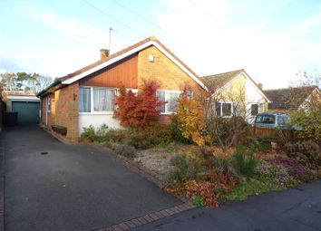 Thumbnail 2 bed detached bungalow for sale in Park Avenue, Markfield, Leicestershire