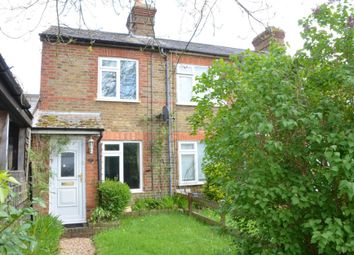 Thumbnail 2 bed end terrace house for sale in Guildford Road, Frimley Green, Camberley, Surrey