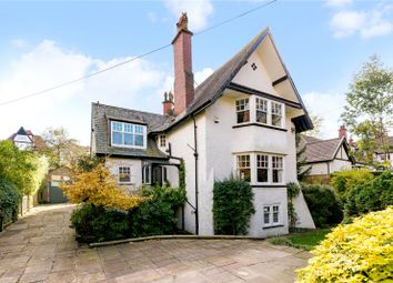 Thumbnail 5 bed detached house for sale in Brunswick Drive, Harrogate, North Yorkshire